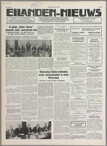 Eilanden-nieuws. Christelijk streekblad op gereformeerde grondslag 1980-12-19