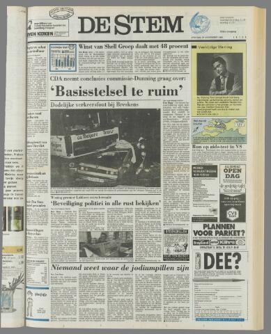 de Stem 1991-11-15