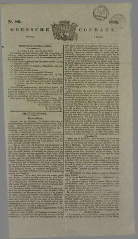 Goessche Courant 1836-10-03