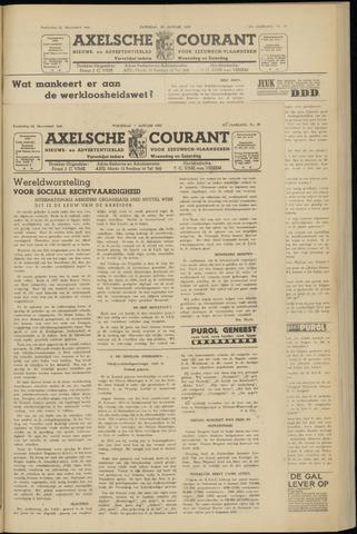 Axelsche Courant 1953-01-07