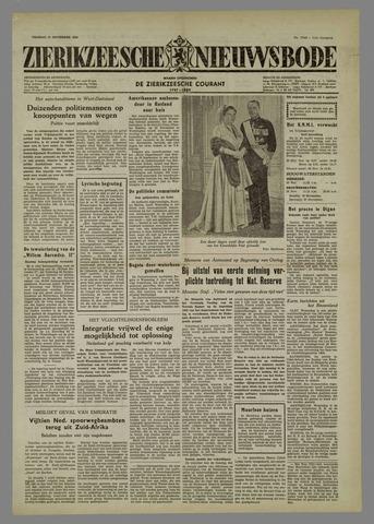 Zierikzeesche Nieuwsbode 1954-11-19