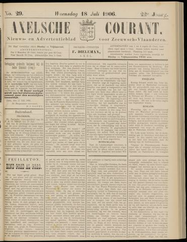 Axelsche Courant 1906-07-18