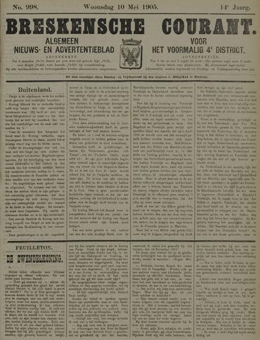 Breskensche Courant 1905-05-10