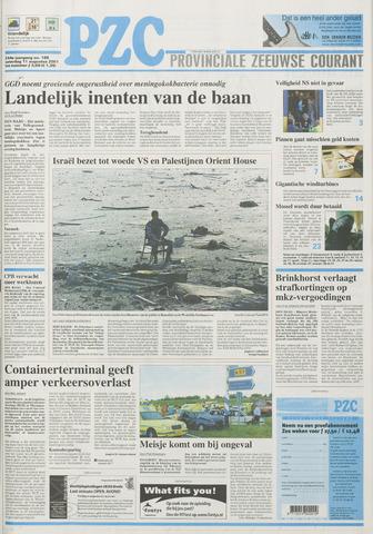 Provinciale Zeeuwse Courant 2001-08-11