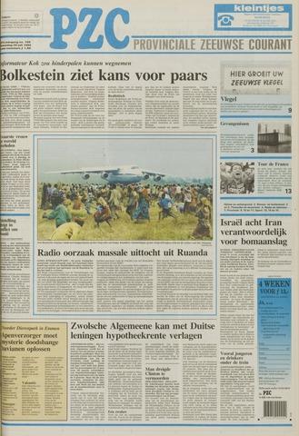 Provinciale Zeeuwse Courant 1994-07-20