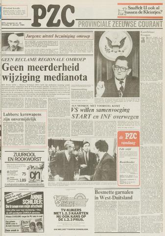 Provinciale Zeeuwse Courant 1984-01-31