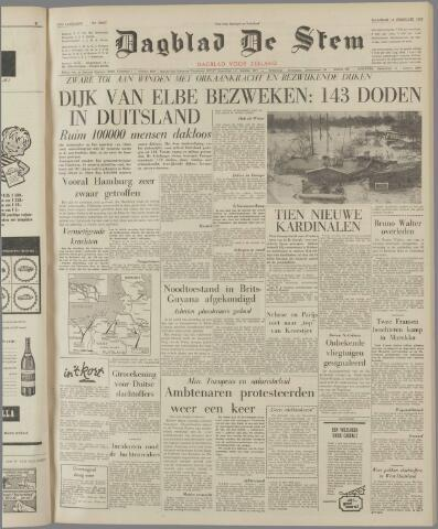de Stem 1962-02-19
