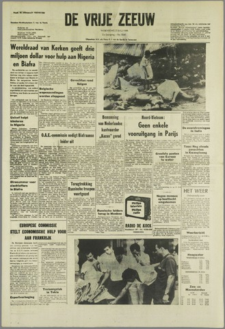 de Vrije Zeeuw 1968-07-17