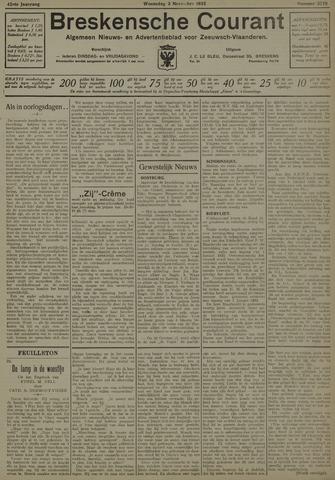 Breskensche Courant 1932-11-02