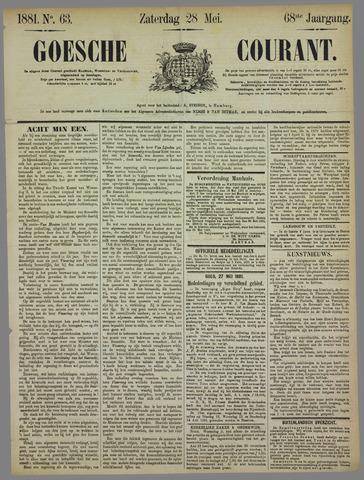 Goessche Courant 1881-05-28