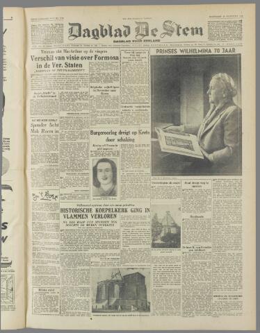 de Stem 1950-08-30