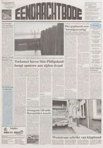 Eendrachtbode (1945-heden)/Mededeelingenblad voor het eiland Tholen (1944/45) 1999-02-04
