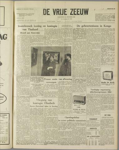 de Vrije Zeeuw 1960-10-26