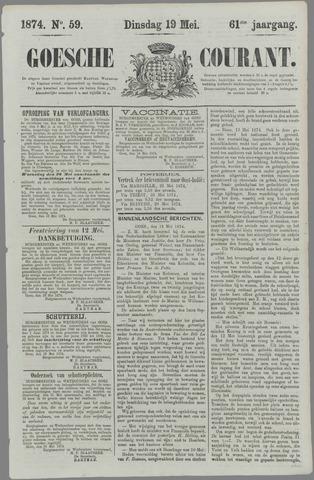Goessche Courant 1874-05-19