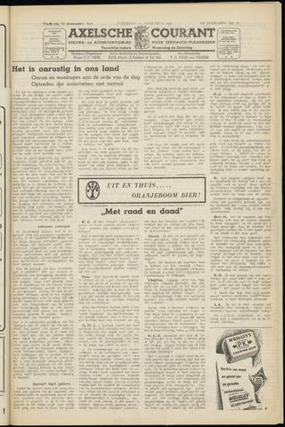 Axelsche Courant 1951-08-11