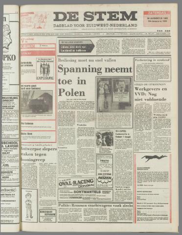 de Stem 1980-08-30
