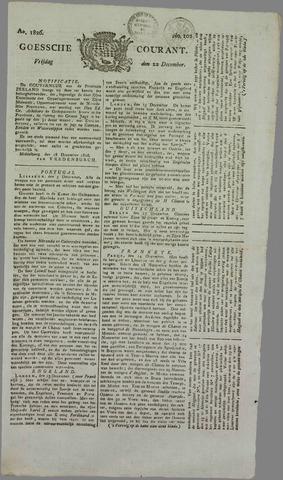Goessche Courant 1826-12-22