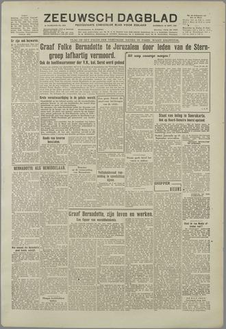 Zeeuwsch Dagblad 1948-09-18