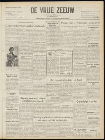 de Vrije Zeeuw 1954-02-17