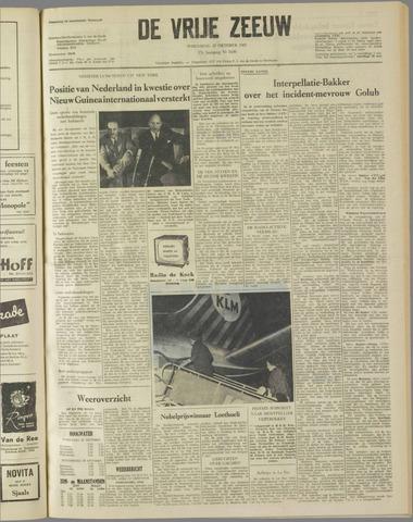 de Vrije Zeeuw 1961-10-25