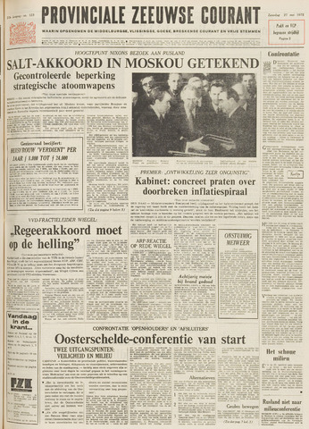 Provinciale Zeeuwse Courant 1972-05-27