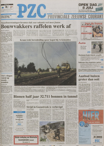 Provinciale Zeeuwse Courant 2006-07-07