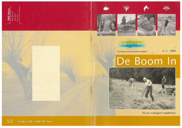 Landschapsbeheer Zeeland - de Boom in 2005-09-01