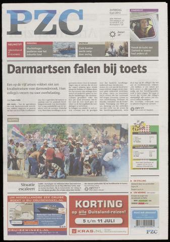 Provinciale Zeeuwse Courant 2013-07-06