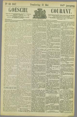 Goessche Courant 1917-05-31