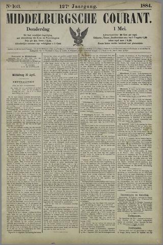 Middelburgsche Courant 1884-05-01