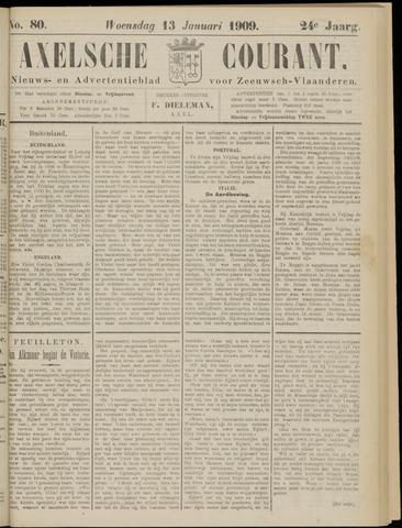 Axelsche Courant 1909-01-13