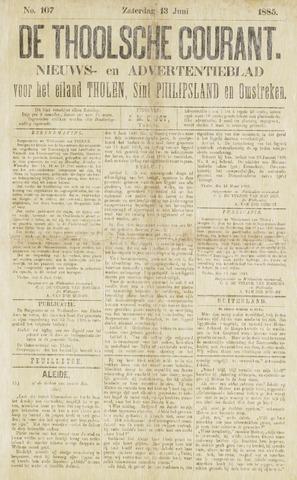 Ierseksche en Thoolsche Courant 1885-06-13