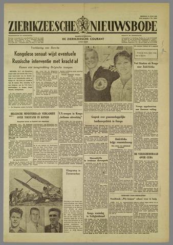 Zierikzeesche Nieuwsbode 1960-07-19