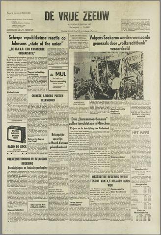 de Vrije Zeeuw 1967-01-21