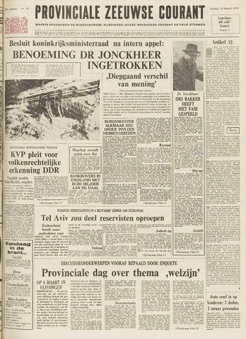 Provinciale Zeeuwse Courant 1970-02-10