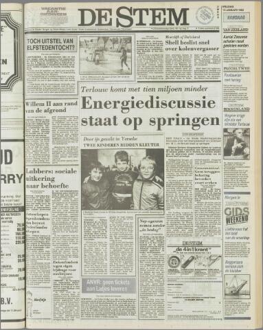 de Stem 1982-01-15