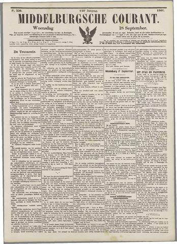Middelburgsche Courant 1901-09-18