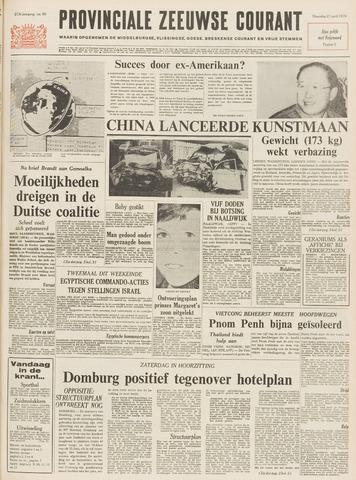 Provinciale Zeeuwse Courant 1970-04-27