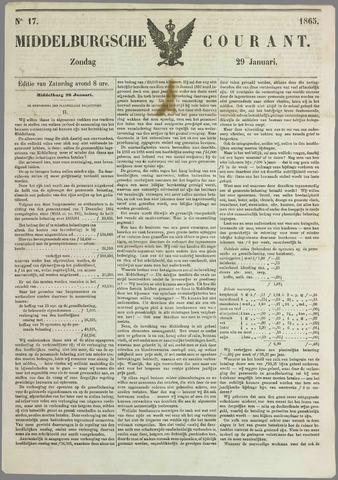 Middelburgsche Courant 1865-01-29