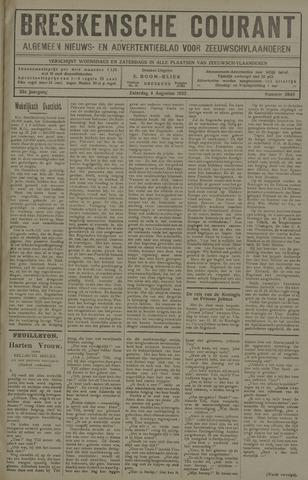 Breskensche Courant 1923-08-04