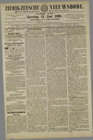 Zierikzeesche Nieuwsbode 1901-06-15