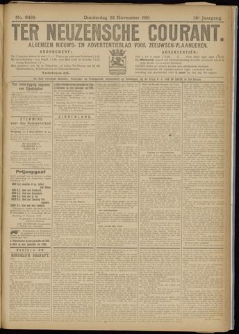 Ter Neuzensche Courant. Algemeen Nieuws- en Advertentieblad voor Zeeuwsch-Vlaanderen / Neuzensche Courant ... (idem) / (Algemeen) nieuws en advertentieblad voor Zeeuwsch-Vlaanderen 1916-11-23