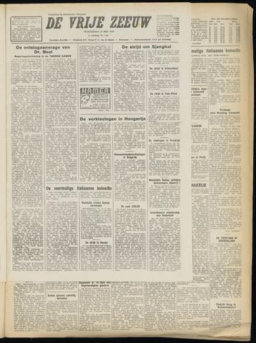 de Vrije Zeeuw 1949-05-18