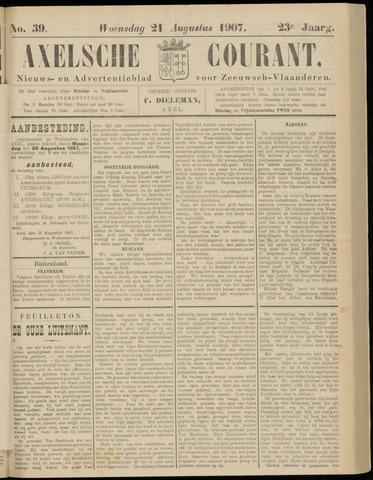Axelsche Courant 1907-08-21