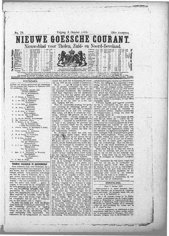 Nieuwe Goessche Courant 1876-10-06