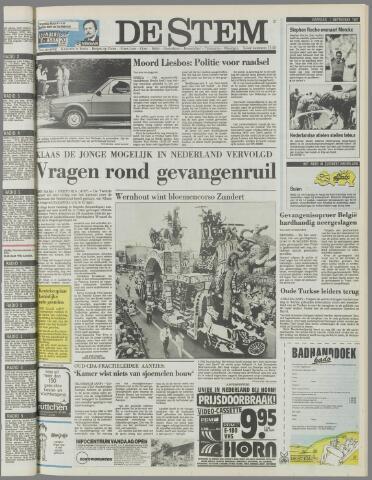de Stem 1987-09-07