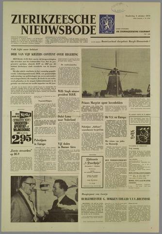 Zierikzeesche Nieuwsbode 1973-10-04