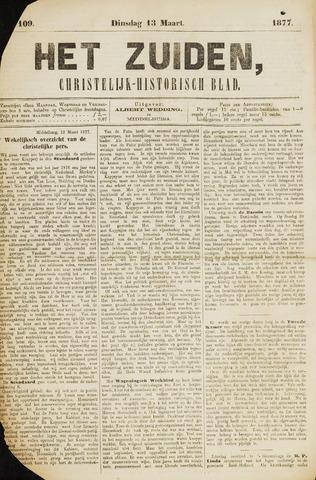 Het Zuiden, Christelijk-historisch blad 1877-03-13