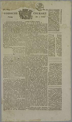 Goessche Courant 1822-10-04