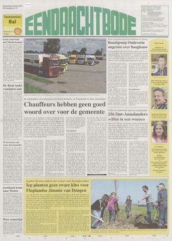 Eendrachtbode (1945-heden)/Mededeelingenblad voor het eiland Tholen (1944/45) 2012-03-22
